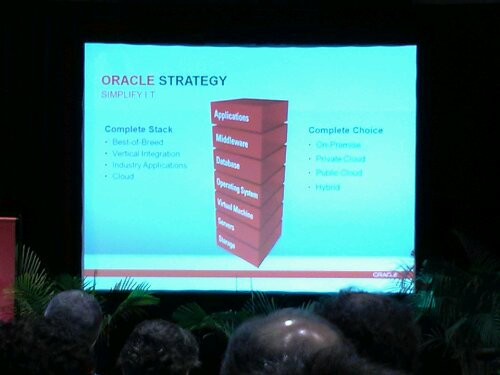 Oracle Open World 2012: Day 2 (4/6)