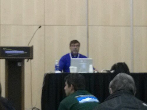 John King giving Session 1 at RMOUG 2013