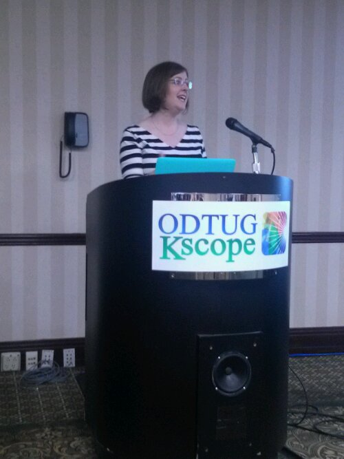 Oracle Senior Product Manager Maria Colgan walks us through how to analyze and and tune some queries.