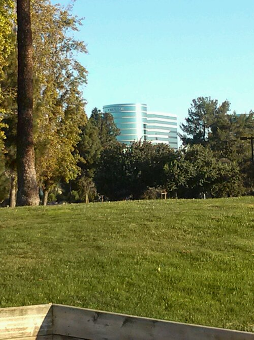 Oracle HQ - The Mother Ship