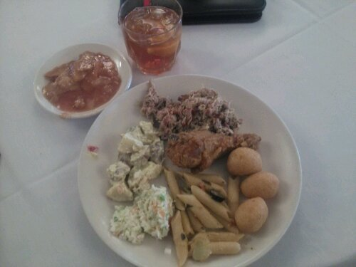 Traditional Southern Fare for Lunch